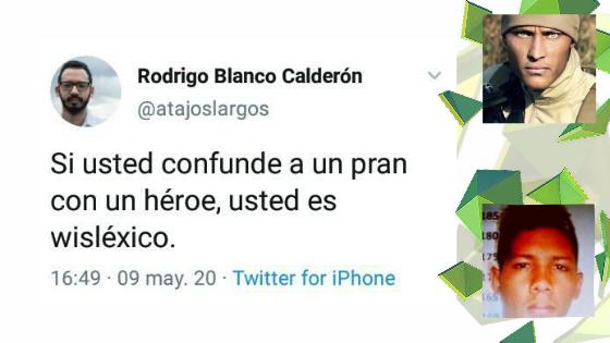 Venezuela: un país que idolatra a los Wilexis y no a los Óscar Pérez