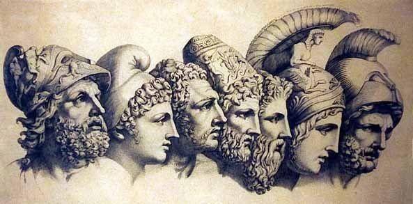 Volvamos a Grecia (Senatus Consultum Ultimum)